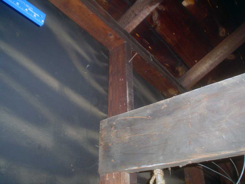 Raising overhead joists in my garage.  Is this a good idea?-garage1.jpg