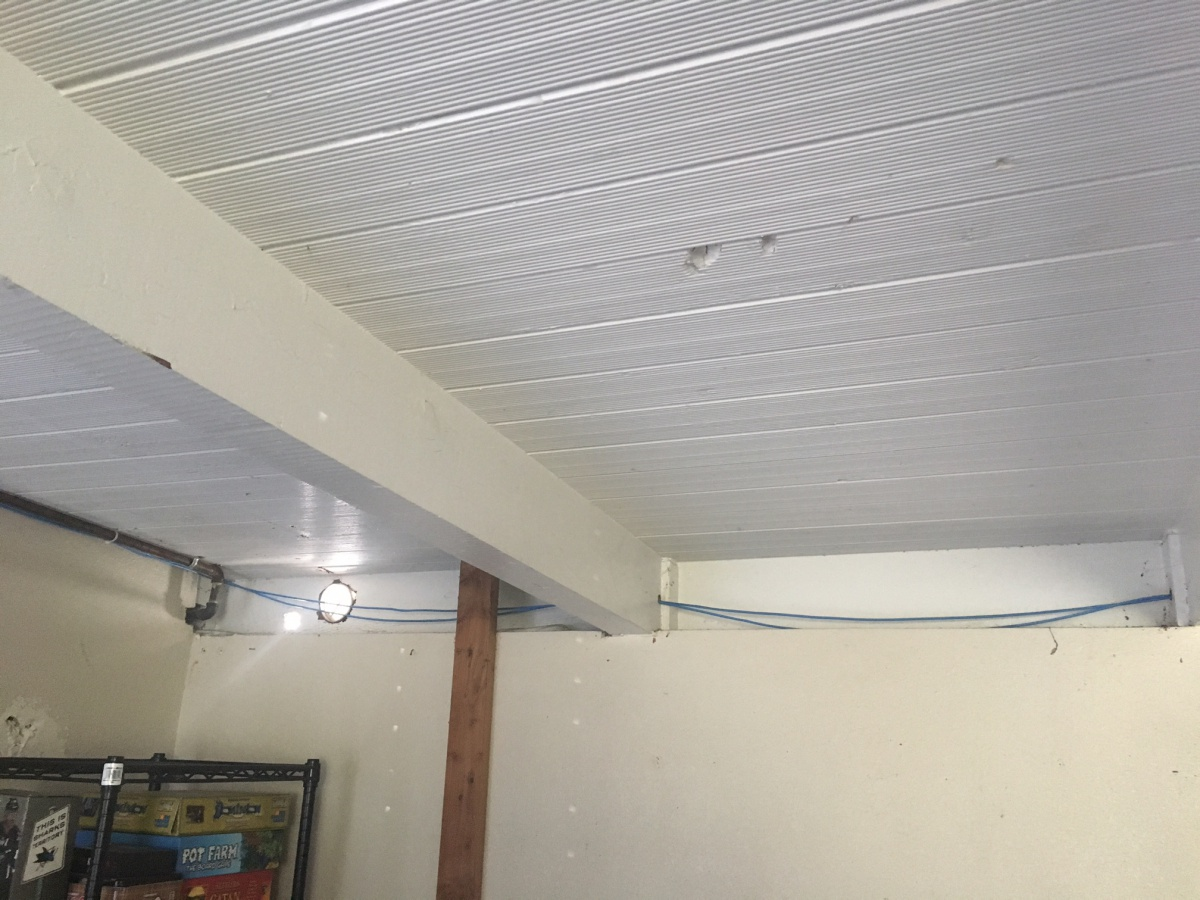 Hanging Drywall Ceiling Shelly Lighting