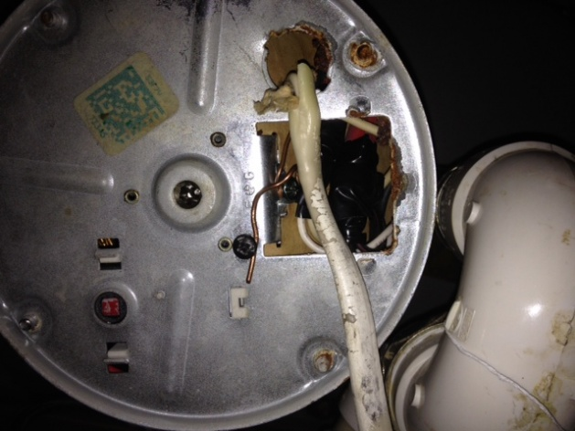 Garbage Disposal Bottom Cover Plate Appliances Diy