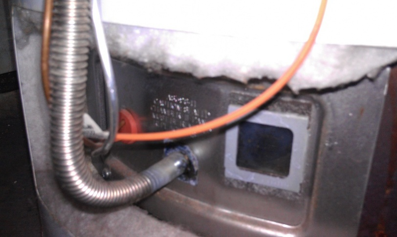 Any Ideas Rheem 50gal Water Heater Pilot Won T Light