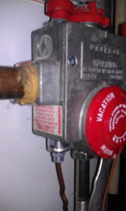 Used Rheem 50gal Water Heater Pilot Wont LightAny Ideas