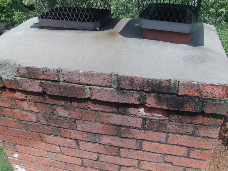 Leak Around Chimney Flashing New Roof Gedc0012 Jpg