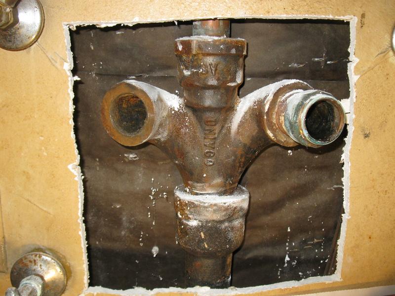 Kitchen Sink Drain Sewer Line repair-gg-rental-135.jpg