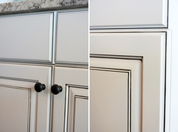Use A Sharpie To Simulate Cabinet Glazing? - Kitchen ...