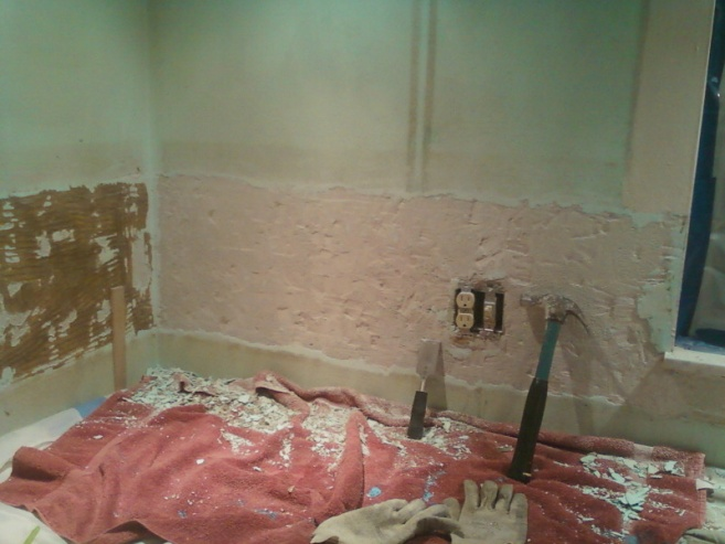 Kitchen remodel-glue-gone.jpg