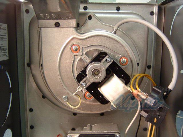Intermittent squealing goodman inducer motor hvac diy for Goodman furnace inducer motor replacement