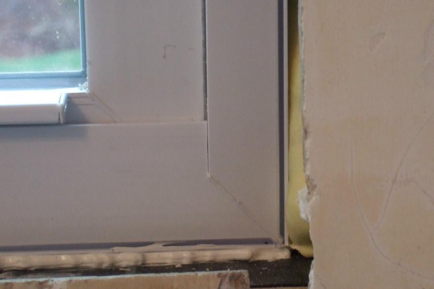 Pvc Interior Trim Extension Jambs Carpentry Diy