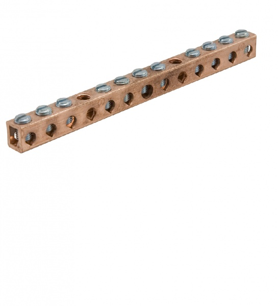 Electrical Ground Bars : Difficult to use neutral ground bus bar configuration