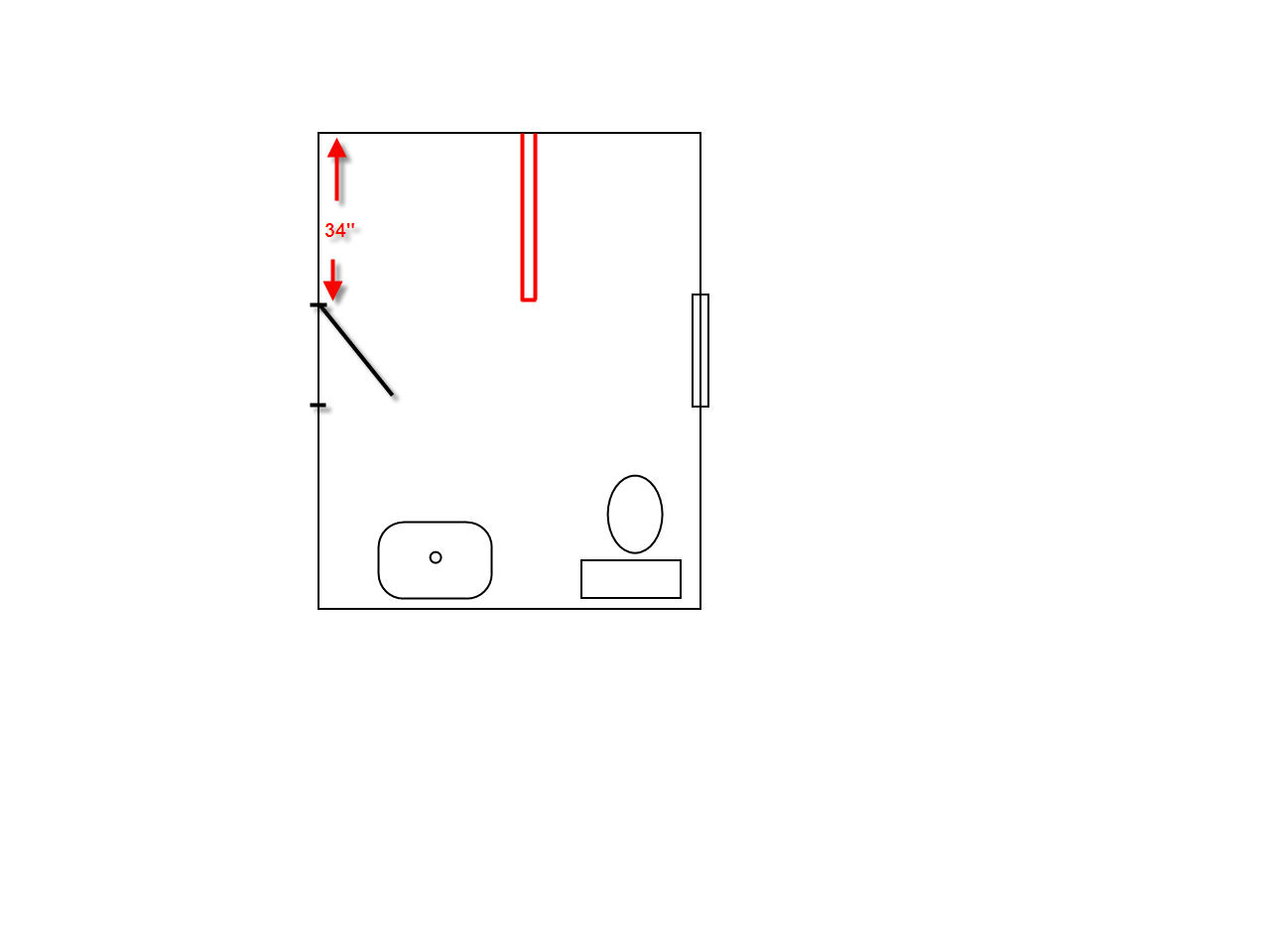 Space needed for shower?  Corner shower?-halfbath.jpg