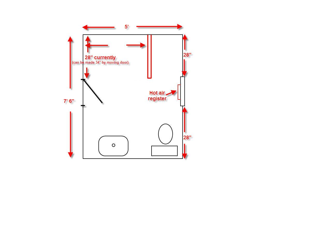 Space needed for shower?  Corner shower?-halfbath1.1.jpg