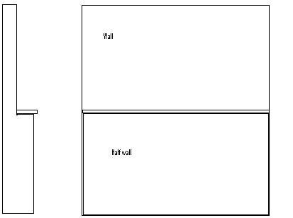 Knee/Pony/Half Wall Framing? Is this Correct?-halfwall.jpg