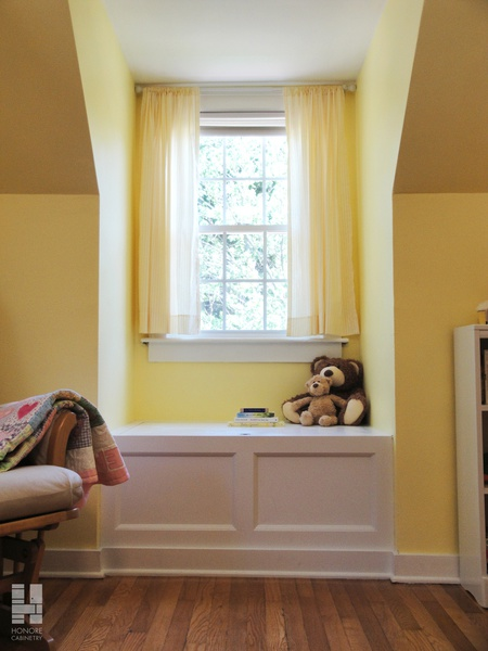 Window Seat Moulding Question Carpentry Diy Chatroom