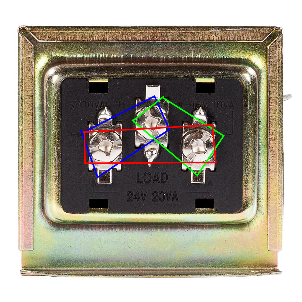 Doorbell With Diode Wiring Diagram