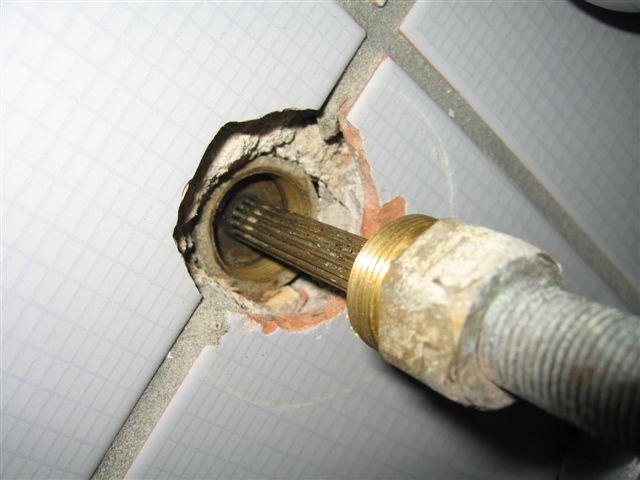 Harden Faucet Stem Removal - Plumbing - DIY Home Improvement ...