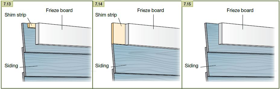 How Do I Install This Stacked Trim Building Amp Construction Diy Chatroom Home Improvement Forum