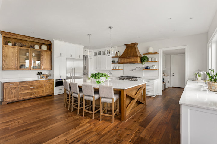 Make Your Hardwood Floors Look New Again