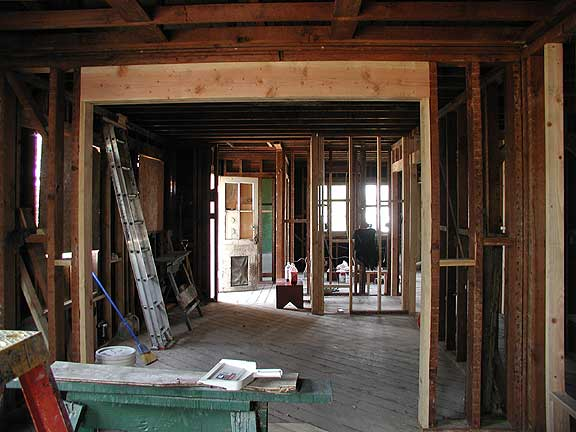 Ontario Building Code Wood Frame Construction Building