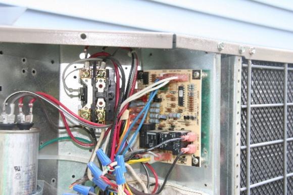 Goodman Heat Pump Control Board Sevenstonesinccom - Goodman furnace control board wiring diagram