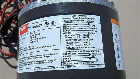 4m205j dayton motor on AC-heatman101_5.jpg