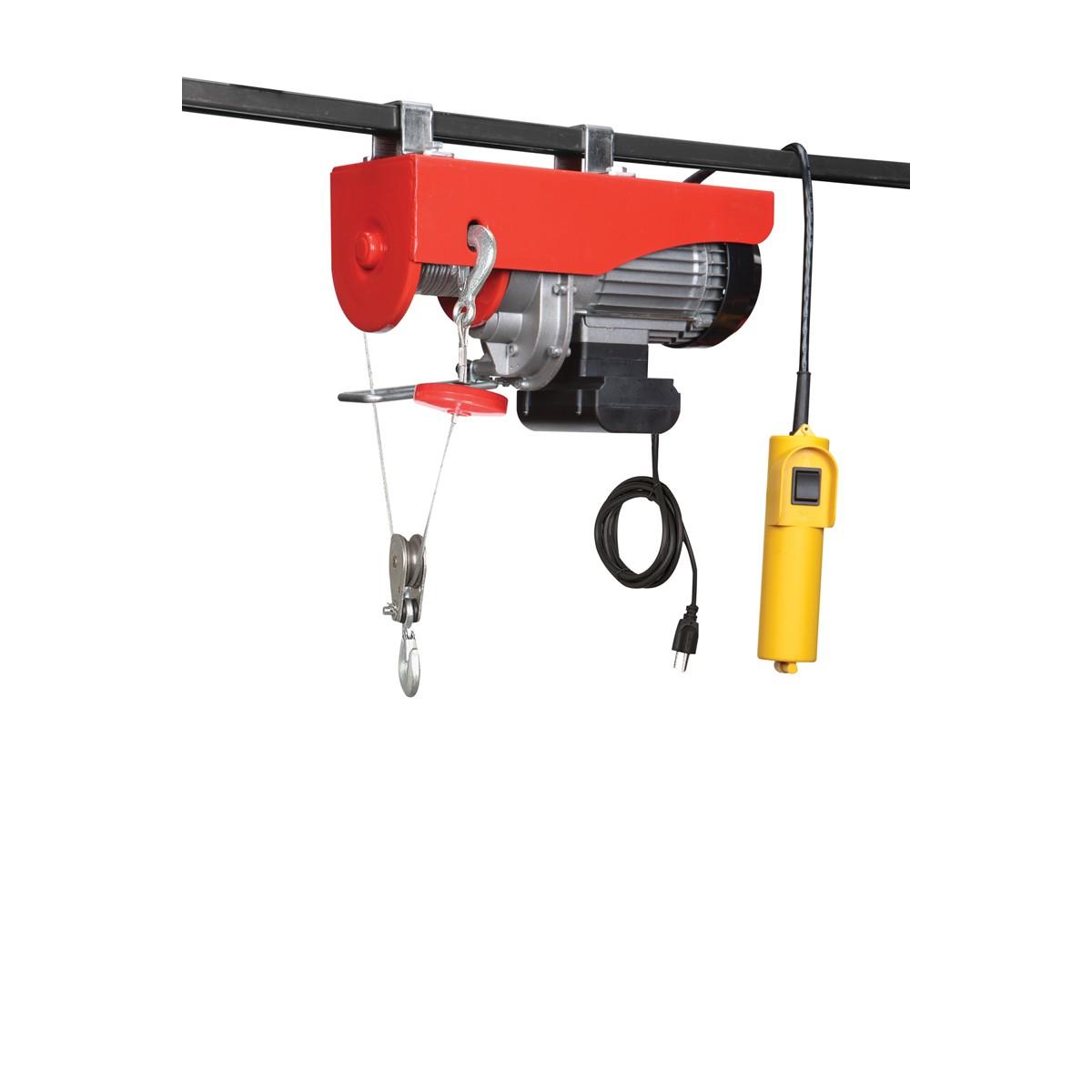 Installing an Electric Hoist in a garage-hoist.jpg