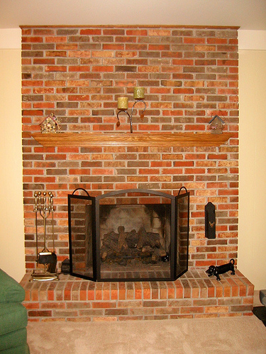 Stupendous Question On Removing Brick Veneer Fireplace Download Free Architecture Designs Xerocsunscenecom