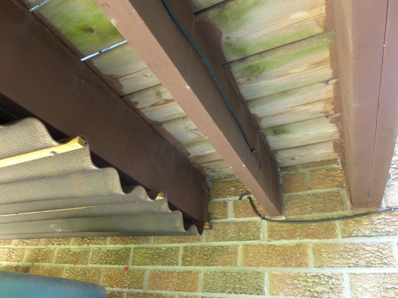 Keep Floor Joists Extended Outside Bat To Support Deck Addition Home Design 4
