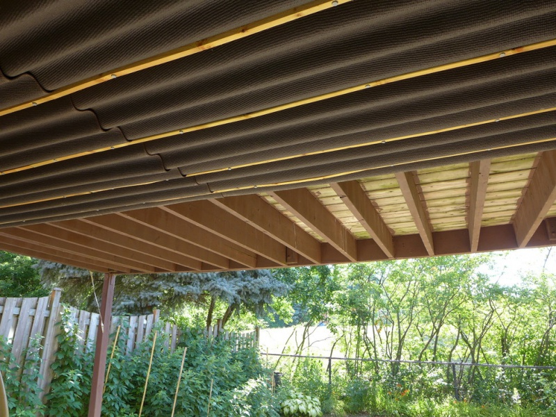 Keep Floor Joists Extended Outside Bat To Support Deck Addition Home Design Jpg
