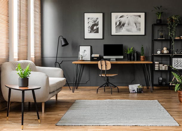 Hiding Home Office Wiring: Tips and Tricks