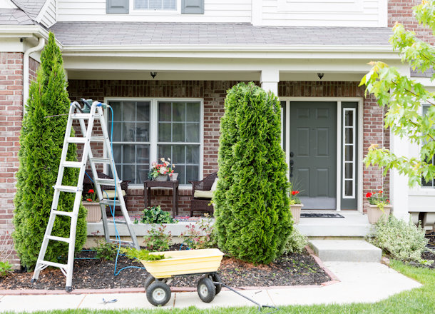 Six Simple Summer Home Repairs