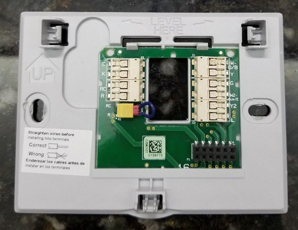 Honeywell Lr1620 Thermostat Wiring Diagram