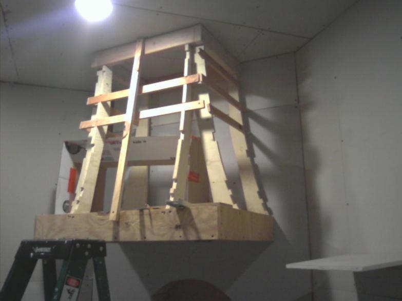plans for wood range hood