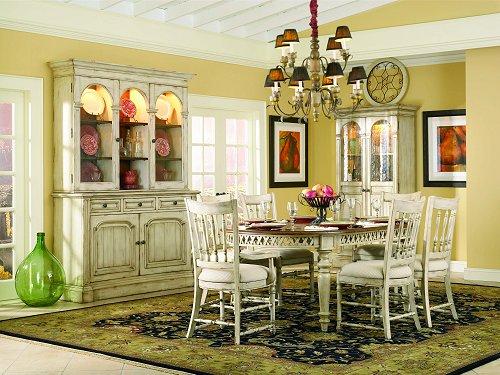 Living Room/Dining Room Combo-hooker-summerglen-dining-table.jpg