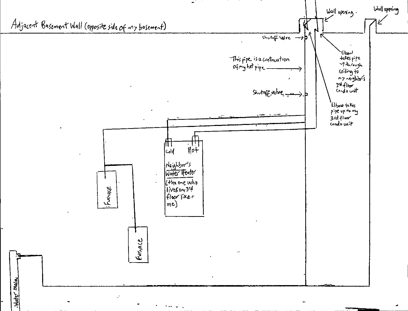 New Water Heater Only Sending Hot Water For A Short While Wiring Diagram