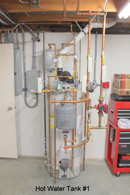 Hot Water Tanks For Radiant In Floor Heating Hotwater Tank System  ...