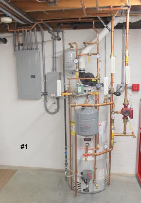 Hot Water Tanks For Radiant In Floor Heating Plumbing
