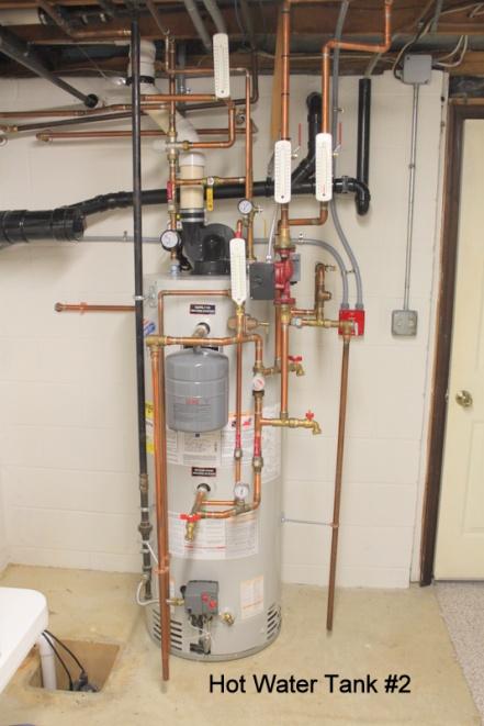 Hot Water Tanks For Radiant In Floor