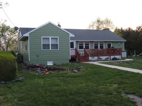 Installation Of Range Hood Vent Duct House 042909 13 Jpg