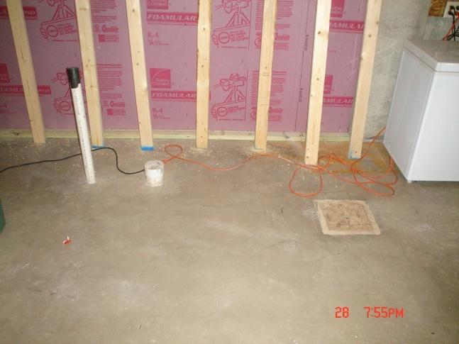 Basement Bathroom Vent Plumbing Diy Home