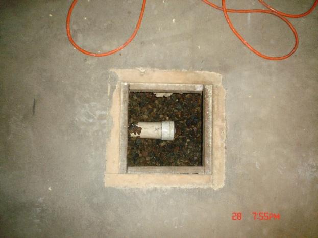 Basement Bathroom Vent Plumbing DIY Home Improvement - Building a basement bathroom