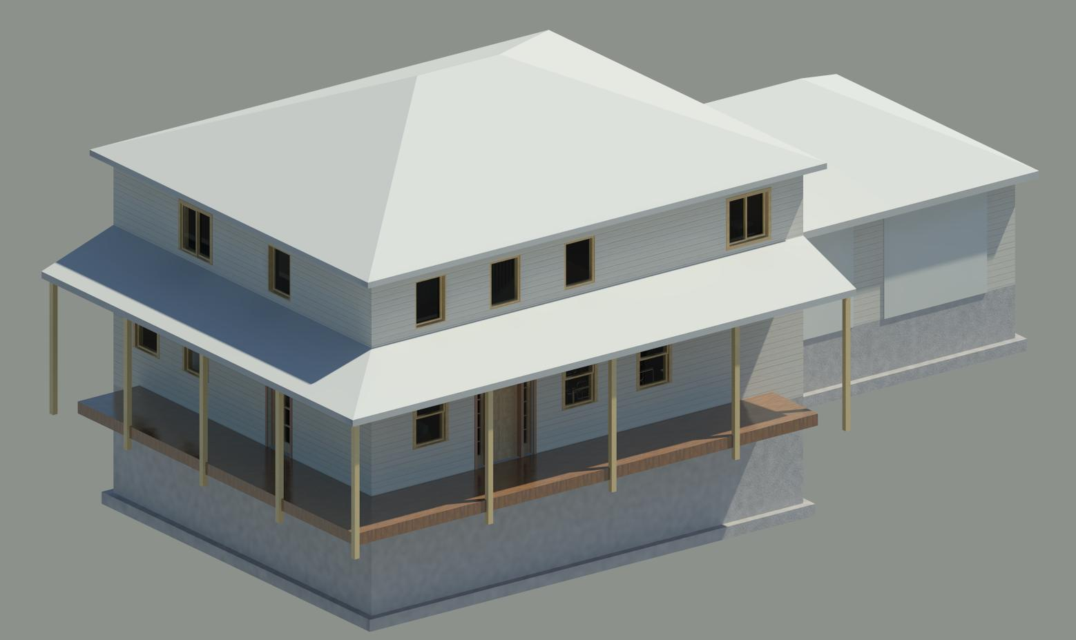 Post a Picture of Your Current Project!-house-3d-renderoutside.jpg