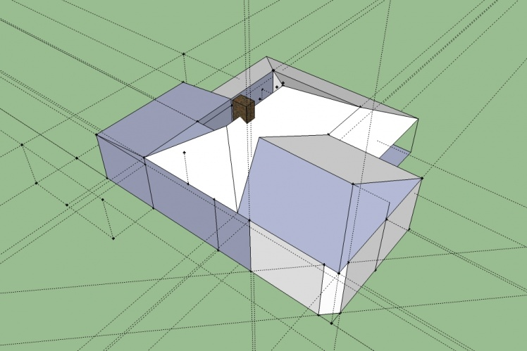 Addition To A Hip Roof Home - Roofing/Siding - DIY Home Improvement on curved roof house designs, simple wood house designs, masonry house designs, gambrel roof house designs, metal roof house designs, gable house designs, pitched roof house designs, simple roof designs, butterfly roof house designs, green roof house designs, modern home roof designs, vaulted ceiling house designs, canopy house designs, bay house designs, pier house designs, best house designs, hip and gable house, skillion roof house designs, attic house designs, flat roof house designs,