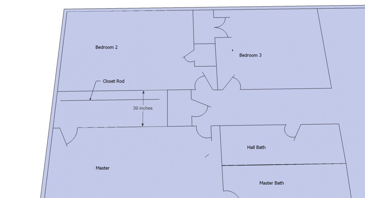 Minimum Walk-In Closet Size? - Building & Construction ...