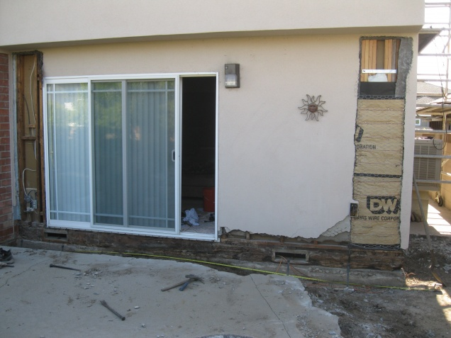 Question About Installing Sliding Folding Patio Doors Remodeling
