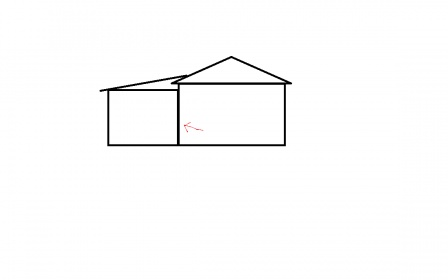 Determining roof load and header size-house.jpg