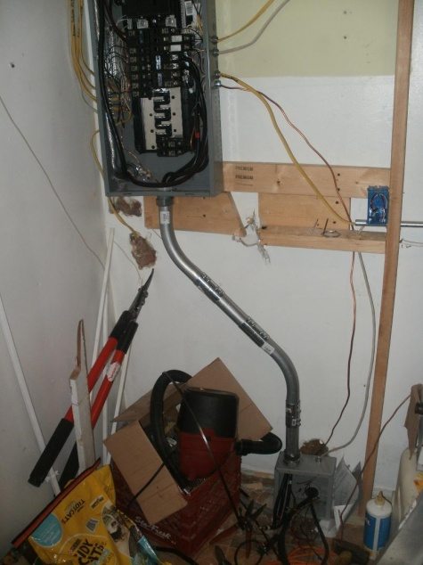 Vote: leave PVC conduit or switch in EMT for garage feeder-house-panel-garage-feeder-06jun2011.jpg