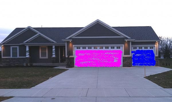 Garage Design/paint Ideas House Pic