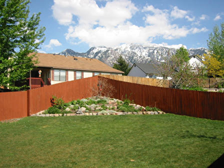 Help With Color For My Fence Painting Diy Chatroom Home