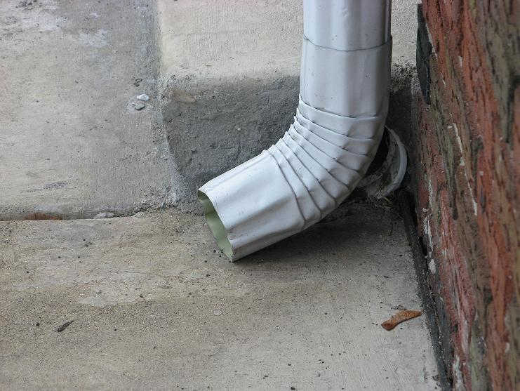 water pouring into basement from around water supply line-house1.jpg