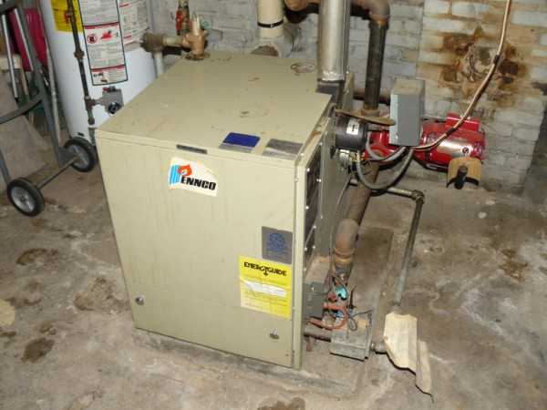 Steam Heating System In An Old House Do I Add Water And Where