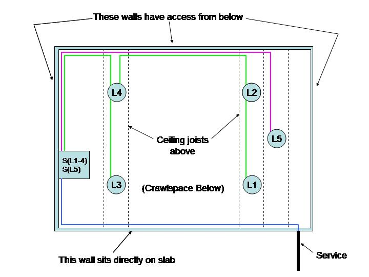 Can Light Wiring - Find Wiring Diagram •